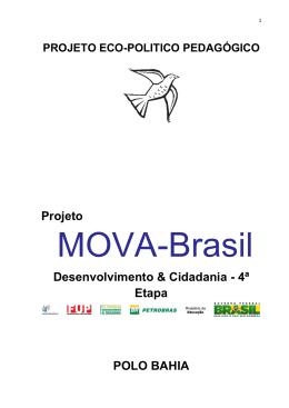 Conheça o Projeto Eco-Político Pedagógico(PEPP) do