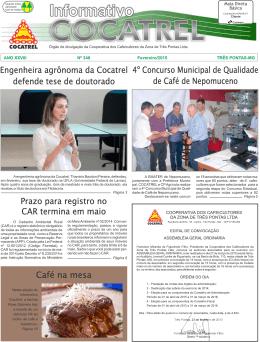Informativo Cocatrel