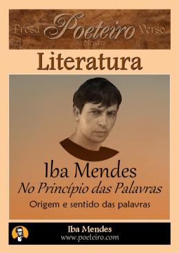Iba Mendes - No Princípio das Palavras