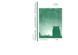 Untitled - Sociedade Astronômica Brasileira