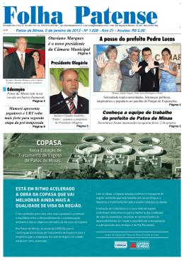 nº 1028 - Folha Patense