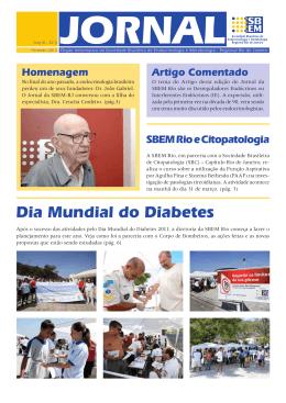 Jornal SBEMRJ - Fevereiro / 2012