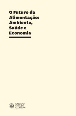 O Futuro da Alimentação: Ambiente, Saúde e Economia