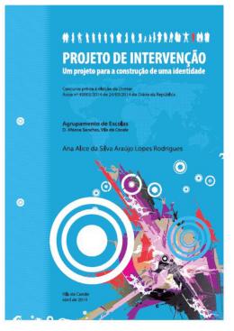 Projeto de Intervenção da Diretora