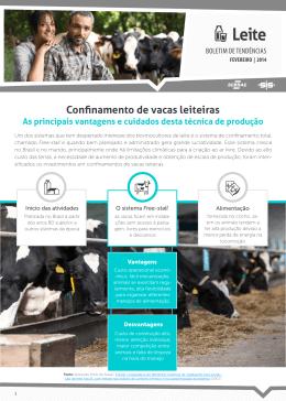 Confinamento de vacas leiteiras
