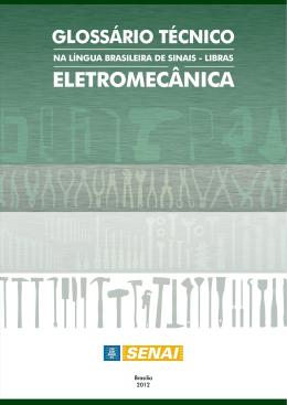 Glossário técnico - Libras Eletromecânica