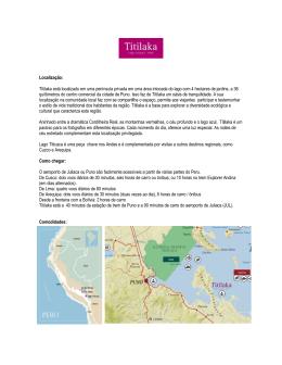 Titilaka está localizado em uma península privada em uma área