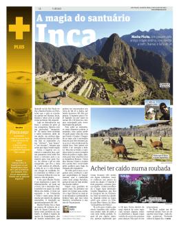 A magia do santuário - Sumaq Machu Picchu Hotel