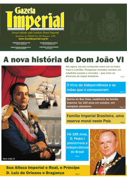 imagem - Brasil Imperial