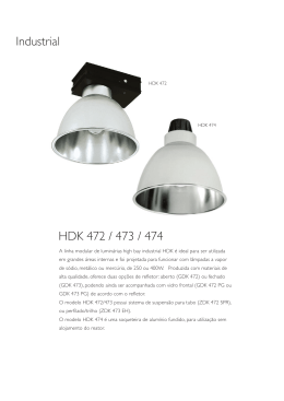 Industrial HDK 472 / 473 / 474