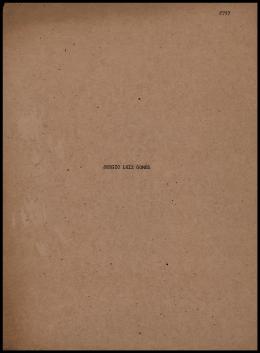 SÉRGIO LUIZ GOMES - Arquivo Público do Estado de São Paulo