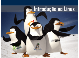 (Microsoft PowerPoint - Introdu\347\343o a Linux.ppt)