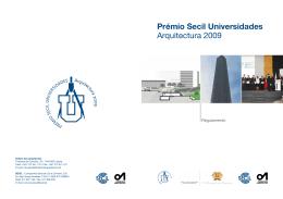 Regulamento do Prémio Secil Universidades 2009