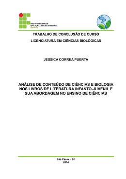Jessica_Puerta - Licenciatura em Ciências Biológicas