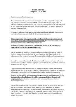 REGULAMENTO Campanha Chá de Bebê.docx