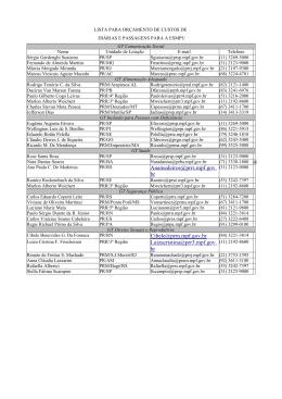 lista participantes