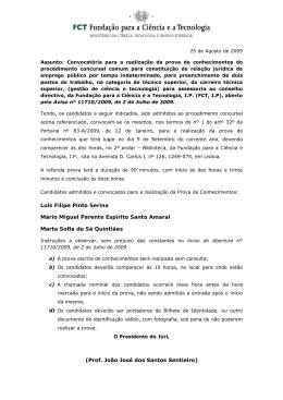 Luis Filipe Pinto Serina Mário Miguel Parente Espírito Santo Amaral