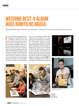 Wedding Best: o álbum mais bonito do brasil