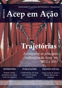Publicações - ACEP – ASSOCIAÇÃO CEARENSE DE ESTUDOS E