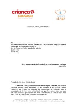 Carta.Dr. Joao.Batista.Ciaco