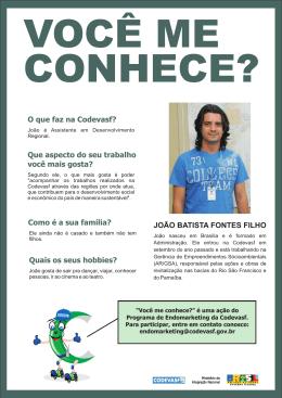 JOÃO BATISTA FONTES FILHO