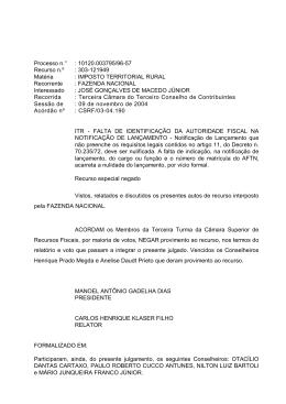 Processo n.° : 10120.003795/96-57 Recurso n.º : 303