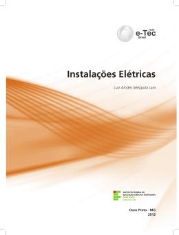 Instalações Elétricas - Rede e-Tec