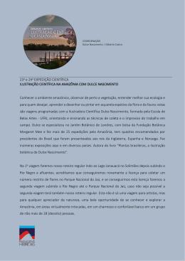 Ficha de inscrição - Paisagens Hibridas