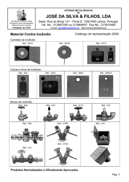 pdf josé da silva & filhos, lda