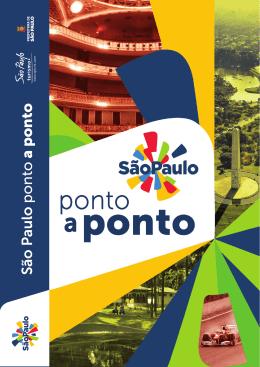 São Paulo ponto a ponto