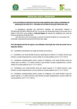 EDITAL 001.4/2015