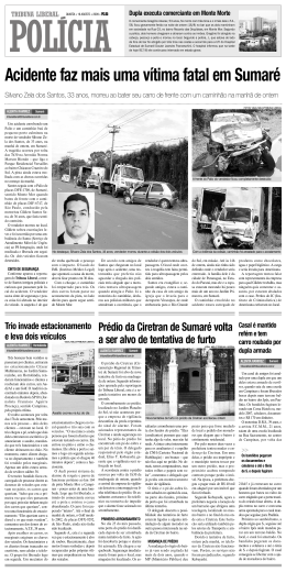 Acidente faz mais uma vítima fatal em Sumaré