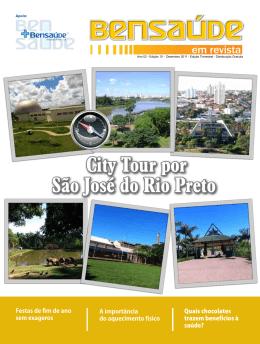 City Tour por São José do Rio Preto