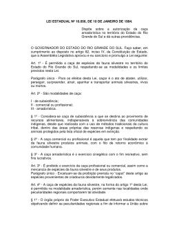 LEI ESTADUAL Nº 10.056, DE 10 DE JANEIRO DE 1994