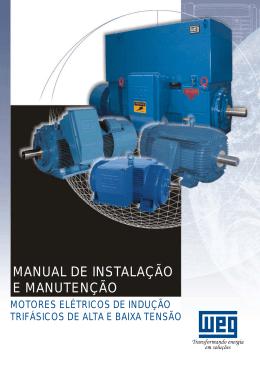MANUAL DE INSTALAÇÃO E