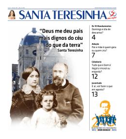 STA 102 - Paróquia Santa Teresinha