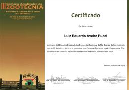 Luiz Eduardo Avelar Pucci