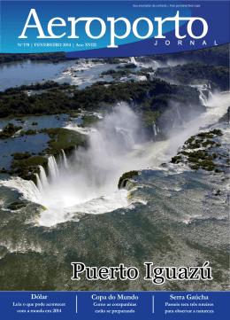 Puerto Iguazú - Aeroporto Jornal