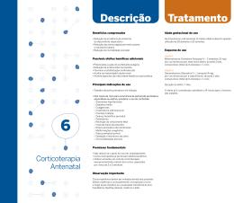 Corticoterapia Antenatal
