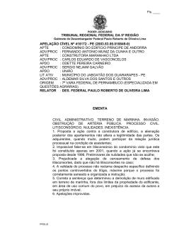 pe (2003.83.00.018849-0) - Tribunal Regional Federal da 5ª Região