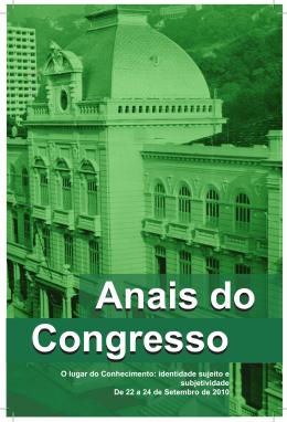 Anais 2010
