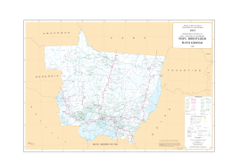 mapa rodoviário mato grosso