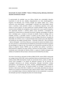 Bionote - Inês Vieira