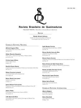 Revista Brasileira de Queimaduras