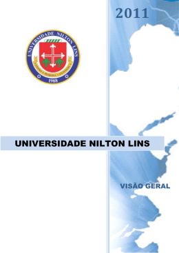 UNIVERSIDADE NILTON LINS [ Portal da Graduação ]