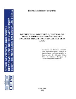 Capa Oficial Mestrado - UFPR - Universidade Federal do Paraná