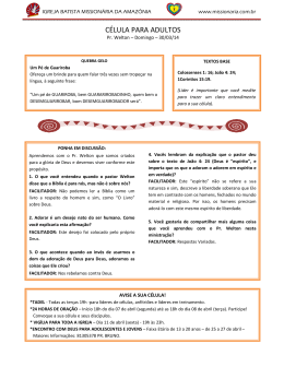 PDF - Igreja Batista Missionária da Amazônia