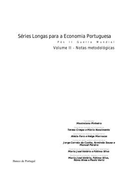 Vol II - Notas metodológicas