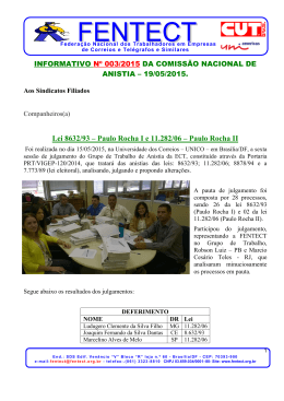 Informe 003/2015 CNA