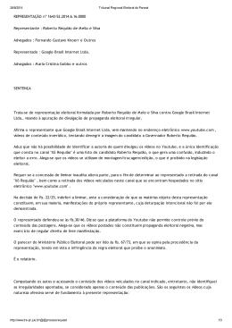 Roberto Requião de Mello e Silva Advogados : Fernando Gustavo